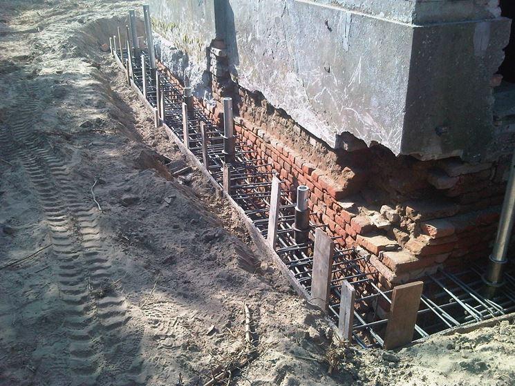 Consolidamento delle fondamenta