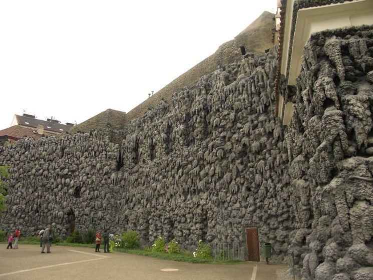 Porzione del muro di Troia