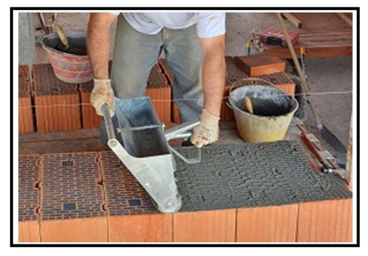 realizzazione abitazione con blocchi di ottima qualitá