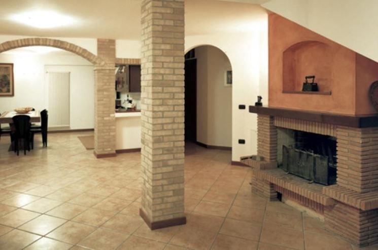 Quando tenere i mattoni a vista materiali in edilizia - Cucina in mattoni faccia vista ...