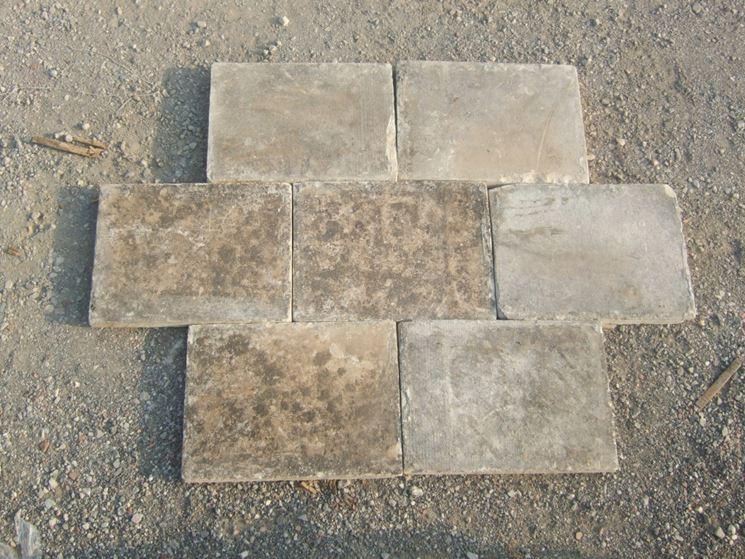 Pavimentazione in pietra leccese