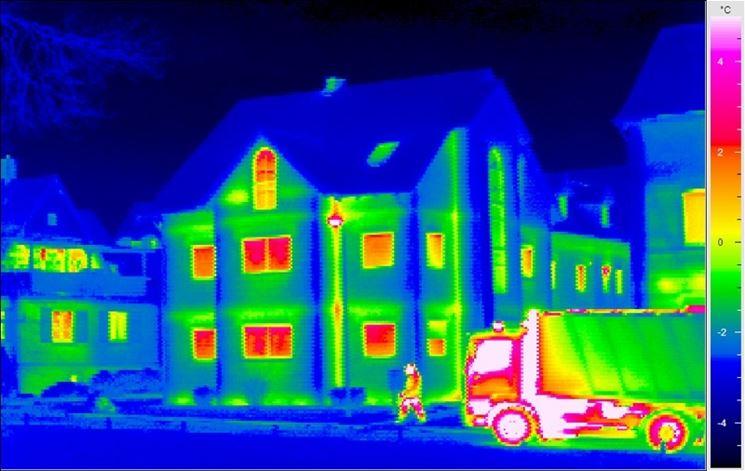 Analisi termografica - Esempio