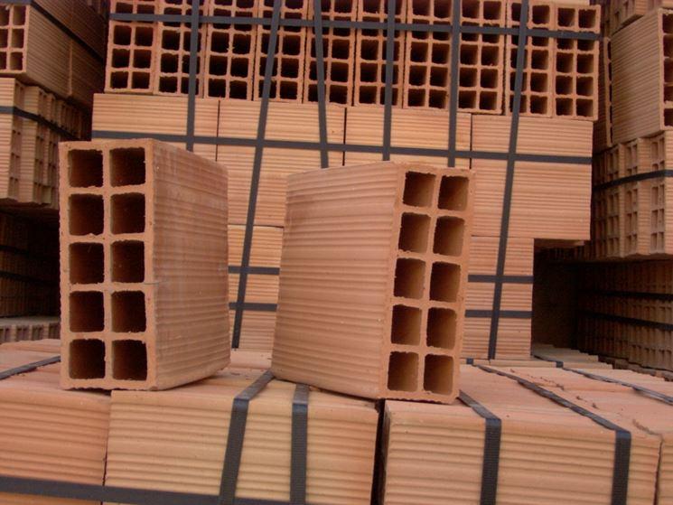 Scelta dei mattoni forati materiali in edilizia perch for Casa vittoriana in mattoni