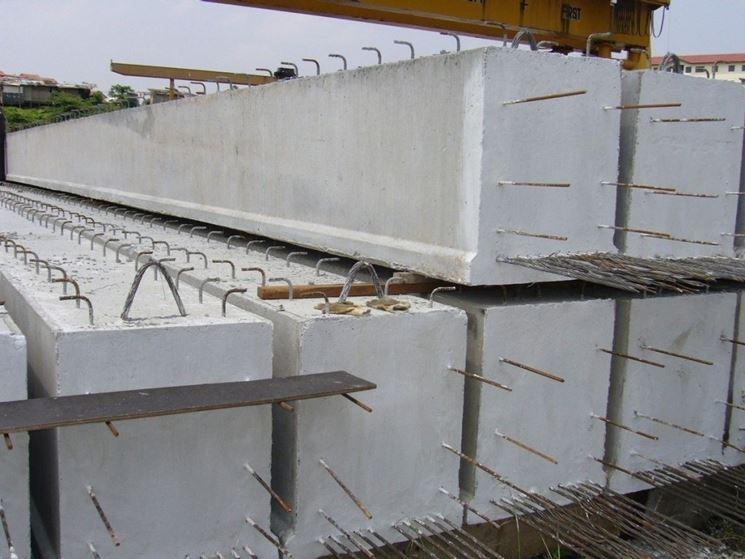 Travi di cemento armato