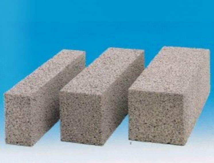 Blocchi di argilla espansa