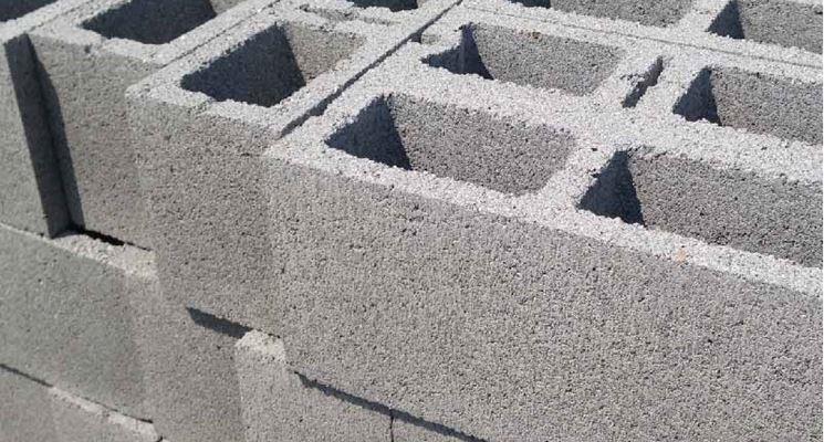 calcestruzzo blocchi
