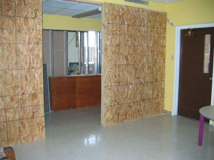 Costruzione muro di sostegno. Fonte: www.protezionecivile.fvg.it.
