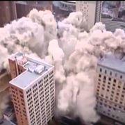 Implosione di edifici