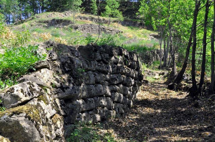 Antico muro a secco