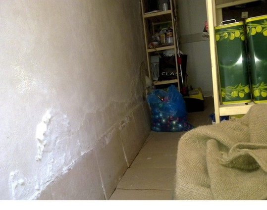 Muffa sui muri cosa fare muri e muratura come - Muffa sui muri esterni ...