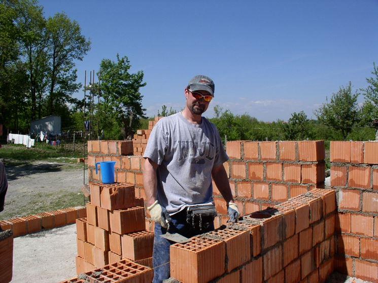 Muratura fai da te muri e muratura come realizzare una for Costruire una piccola casa da soli