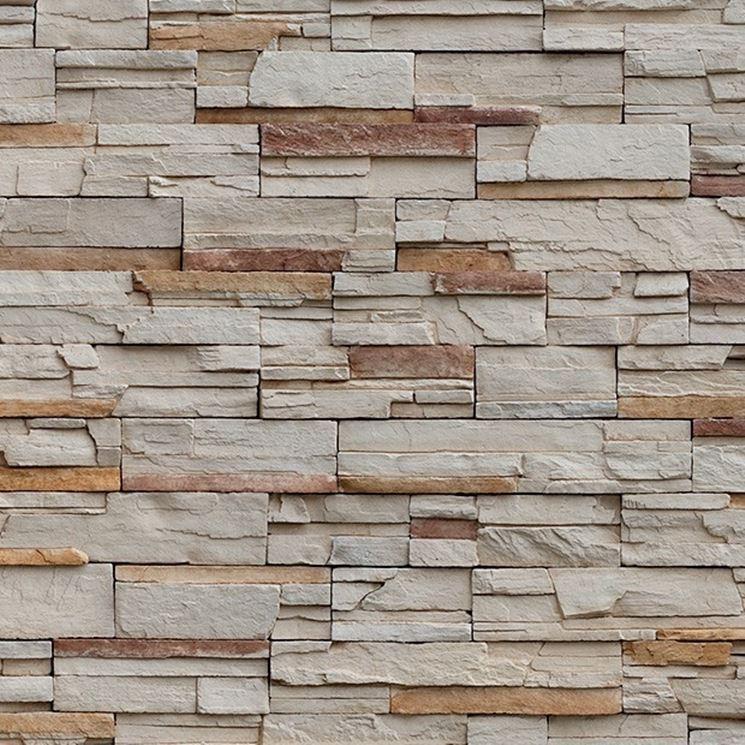 Pietra per rivestimenti esterni - Muri e Muratura - Pietre utilizzate ...