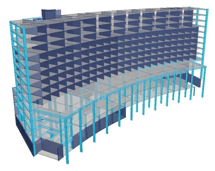 Il progetto strutturale al computer