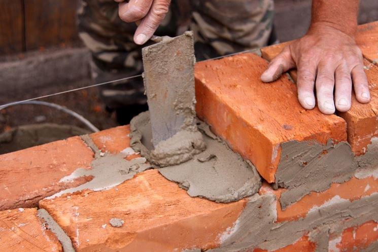 Realizzare pareti in mattoni   muri e muratura   mattoni per pareti