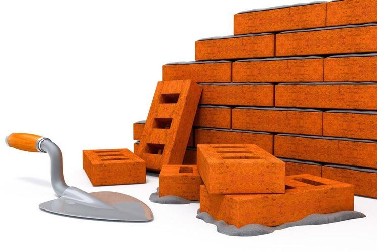 Realizzare un muro di mattoni   muri e muratura   come realizzare ...