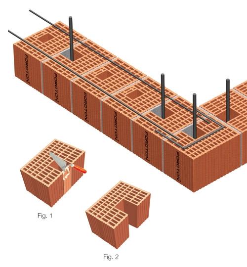 Riparazioni muratura muri e muratura le principali - Tracce su muri portanti ...