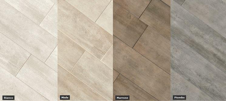 Gres porcellanato effetto parquet pavimentazioni gres - Piastrelle color legno ...