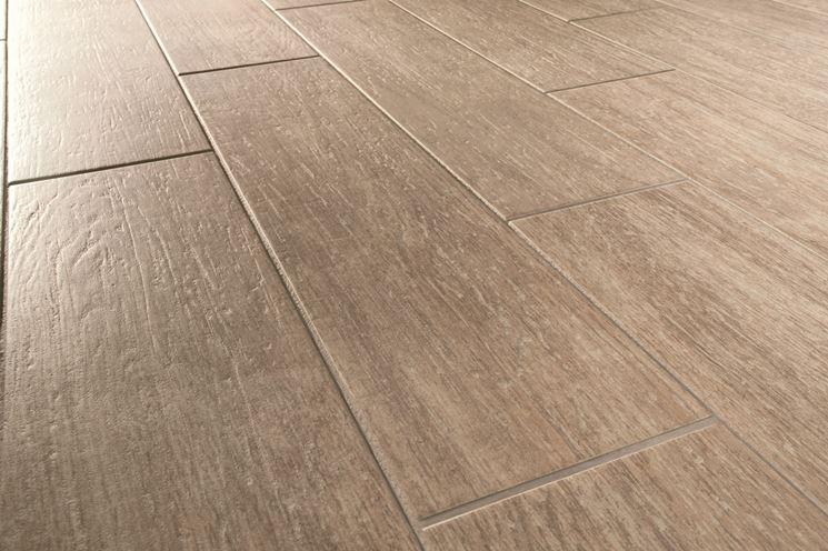 Gres porcellanato effetto parquet - Pavimentazioni - Gres porcellanato