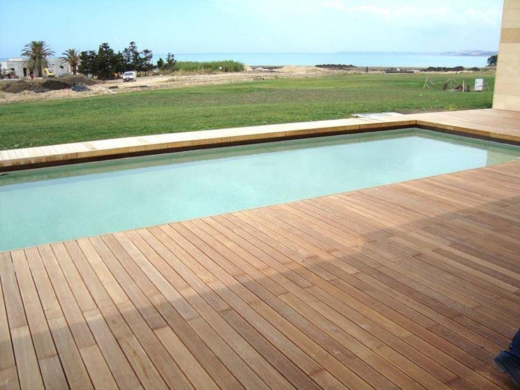 migliori pavimentazioni per piscine - Pavimentazioni - quali sono le migliori pavimentazioni per ...