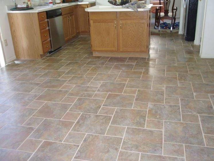 Modelli di mattonelle per pavimenti pavimentazioni for Materiale per mattonelle