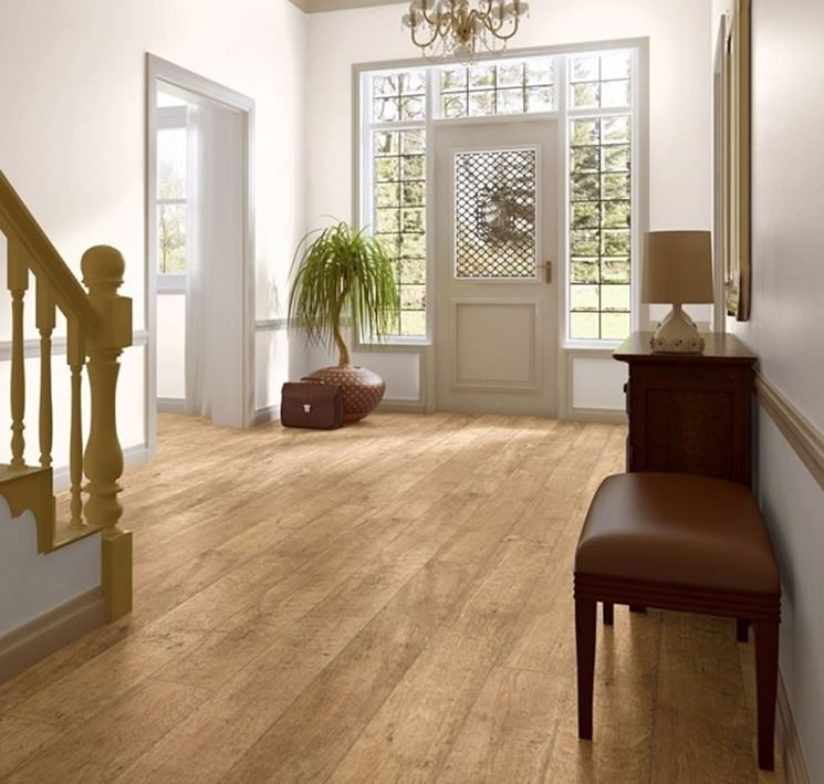 Oak Laminate Flooring