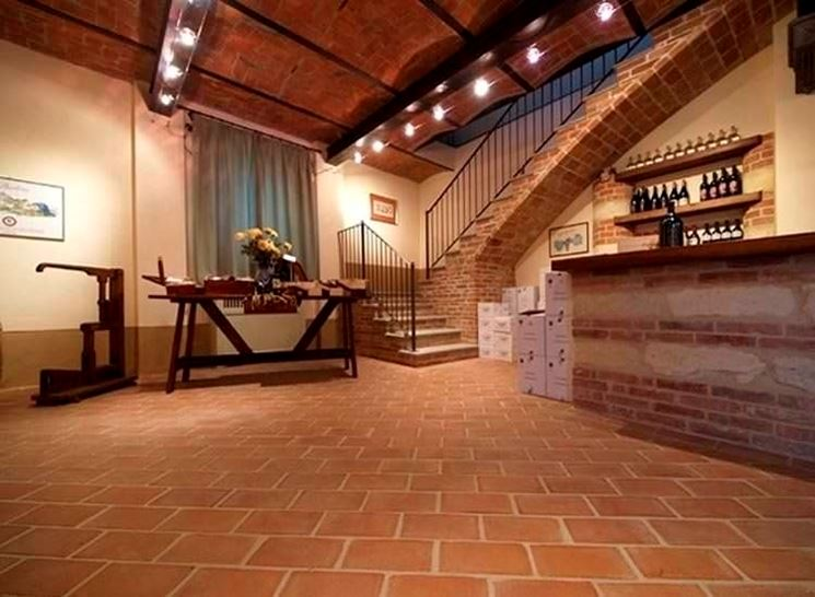 Pavimenti interni cotto pavimentazioni i pavimenti in for Mattonelle per pareti