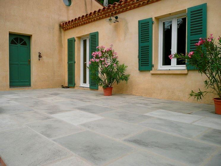 Cheap pavimenti per esterni in cemento with resine per pavimenti esterni - Resine per terrazzi esterni ...