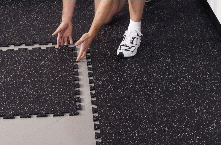 Pavimento In Gomma Per Bambini : Posa in opera pavimento in gomma pavimentazioni pavimento in