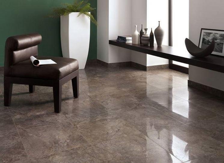 Prezzi e vantaggi dei pavimenti in marmo pavimentazioni for Gres porcellanato effetto marmo lucido prezzi