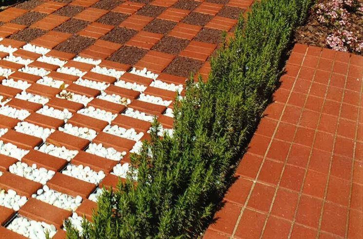 Pavimentazione Drenante Da Giardino : Realizzare la pavimentazione drenante pavimentazioni come