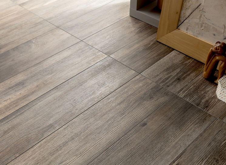 Tipologie di ceramica effetto legno - Pavimentazioni - Ceramica effetto legno