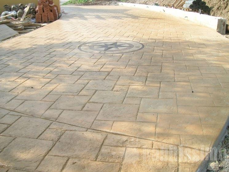 Come scegliere le ceramiche da esterni pavimento da - Piastrelle di cemento da esterno ...