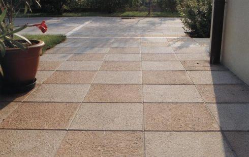 Migliori pavimenti per esterno antiscivolo pavimento da - Piastrelle plastica bricoman ...