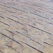 cemento stampato difetti