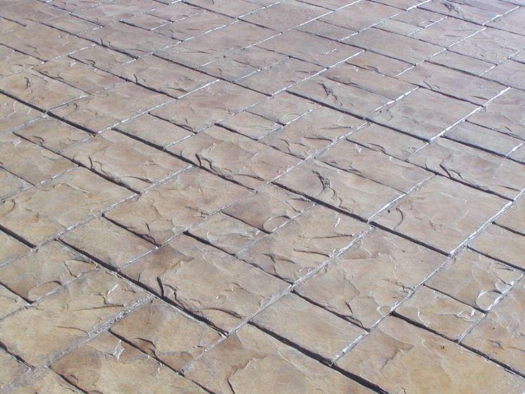 Pavimento Esterno Carrabile: Pavimenti in cemento per interni e esterni caratteristiche ...