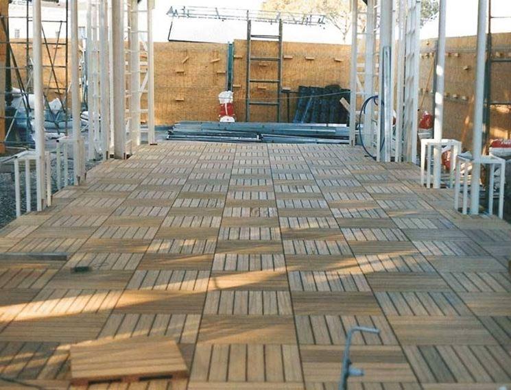 pavimenti galleggianti per esterni - Pavimento da esterni - i ...