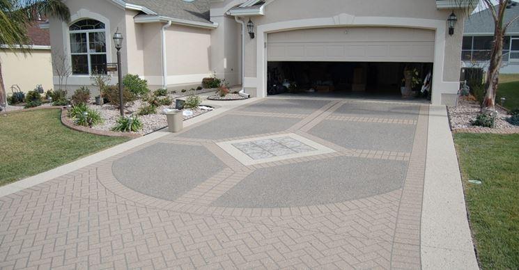 Pavimenti per esterni carrabili pavimento da esterni - Pavimento da esterno ...