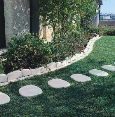 Camminamento Giardino Fai Da Te.Realizzare Camminamenti In Giardino Pavimento Da Esterni Ecco