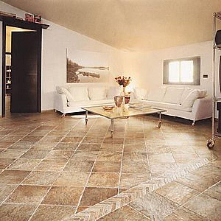 Pavimenti soggiorno moderni design casa creativa e - Pavimento bagno consigli ...