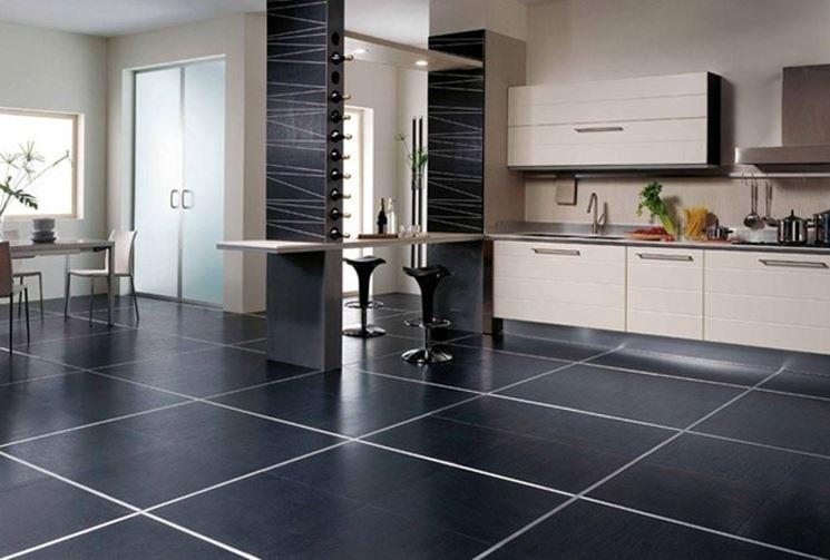 Come scegliere il pavimento cucina - Pavimento da interni ...