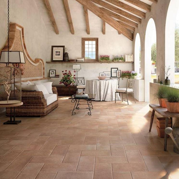 Installare pavimenti in cotto pavimento da interni for Pavimenti in cotto