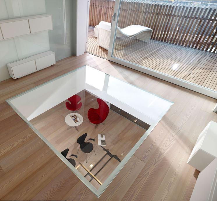 Eccezionale Migliori pavimenti in vetro - Pavimento da interni  GJ25