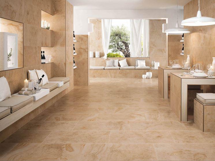 Pavimenti interni gres porcellanato pavimento da interni for Mattonelle gres porcellanato lucido