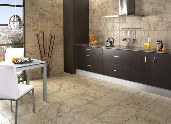 Pavimenti interni gres porcellanato pavimento da interni i migliori pavimenti interni gres - Pulire mobili legno cucina ...