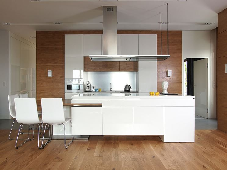 Pavimenti per cucine moderne pavimento da interni i - Cucine a induzione consumi ...