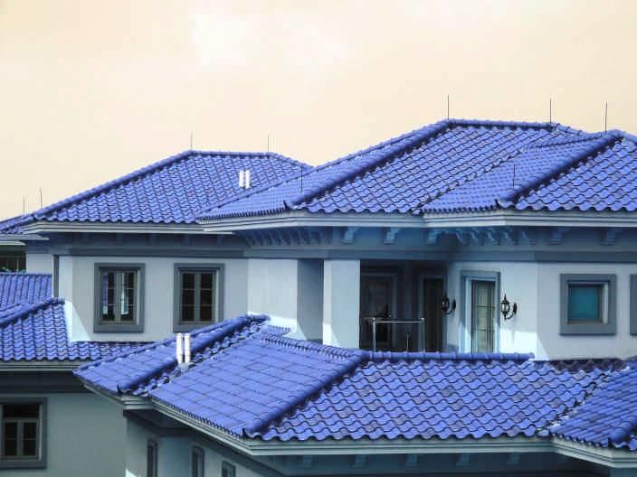 Casa moderna roma italy tegole tipologie for Tipi di abitazione