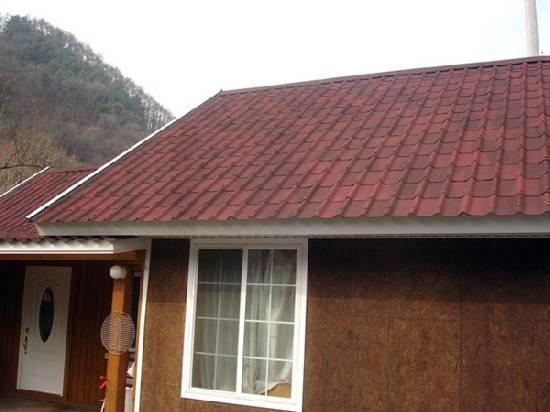 copertura leggera tetto - Coprire il tetto - come scegliere una copertura leggera tetto