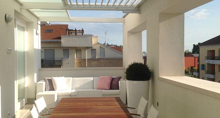 Il meglio di potere tettoie in vetroresina giardino - Coperture per tettoie esterne ...