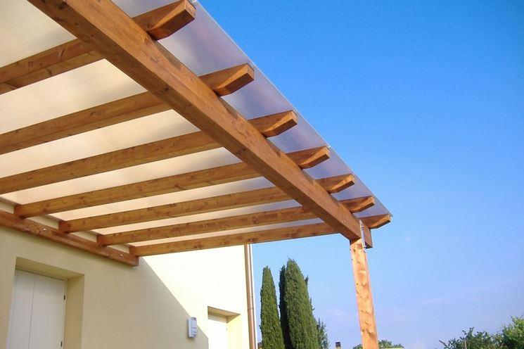 Realizzare coperture per esterni - Coprire il tetto - Come ...