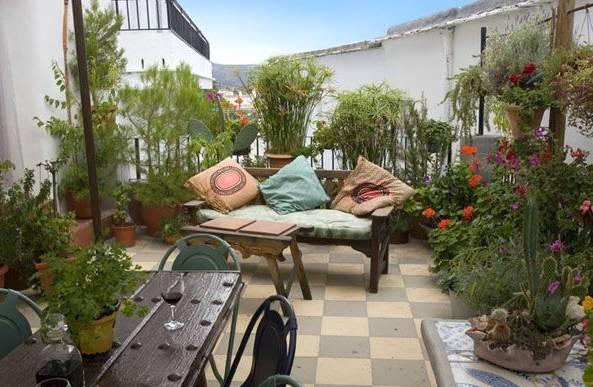 Realizzare coperture per terrazzi - Coprire il tetto - Realizzare ...